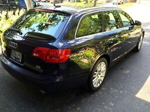 2006 Audi A6 Hatchback 3.2L
