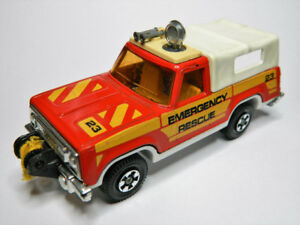 Matchbox Super Kings Plymouth Trail Duster Diecast Car