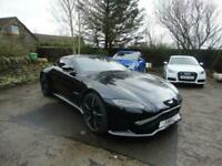 2018 Aston Martin Vantage 2dr ZF 8 Speed Auto ONLY 1900 MILES . TOP SPEC !! HAT