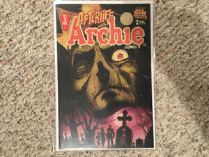 Afterlife with Archie #1  NM 1st Print