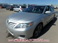 2011 TOYOTA CAMRY LE 4D