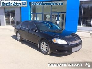2012 Chevrolet Impala LT, 96,500 KMs, Roomy Cabin, Gas Engine