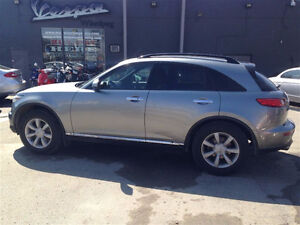 2006 Infiniti Other SUV, Crossover
