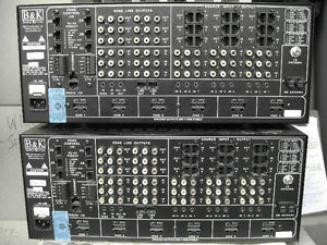 Audio Visual Control Centre Amps