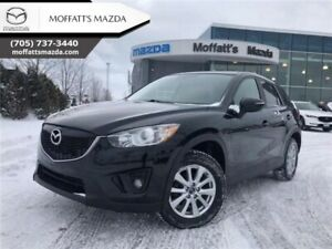 2015 Mazda CX-5 GS  - Sunroof -  Heated Seats - $153.46 B/W