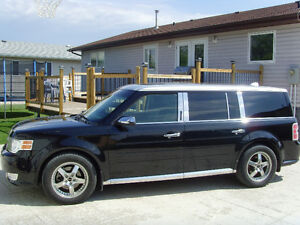 2010*Ford*Flex*Limited*Ecoboost*Very*Low*KM*Regina*
