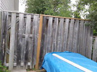 I'm looking for a handyman to move a gate, cut grass, deck ston