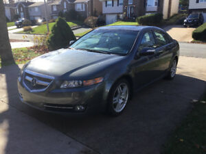 Car- Acura TL 2008  Sedan