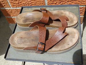 MEPHISTO SANDALS TWO PAIR, SIZE 10, Eur 40