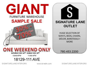 Huge Furniture BLOWOUT!!! Sofas, dining sets, chairs, beds, more