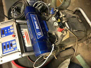 Paint sprayer services & sales Graco & Specilized industrial Strathcona County Edmonton Area image 6