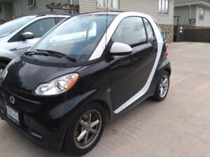 SMART CAR FORTWO WITH SAFETY CHECK