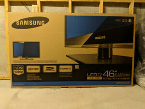 "Mint Condition Samsung 46"" LCD 1080P TV"