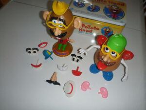 Lot de jouets pour enfants 3-6 ans