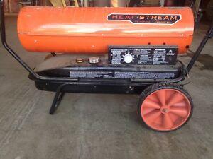 Heat Stream Kerosene Heater