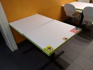 sell restaurant chairs and tables  still new