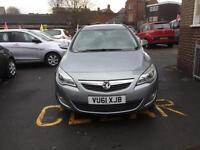 2011 Vauxhall Astra 1.7 CDTi ecoFLEX 16v Exclusiv 5dr