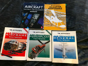 Aircraft Maintenance Engineer (Mechanical) Textbooks