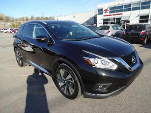 Nissan Murano AWD PLATINUM CUIR TOIT PANORAMIQUE 2015