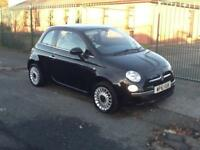Fiat 500 1.2 ( 69bhp ) Dualogic LOUNGE FINANCE AVAILABLE WITH NO DEPOSIT NEEDED