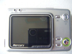 Mercury Cyberpix camera