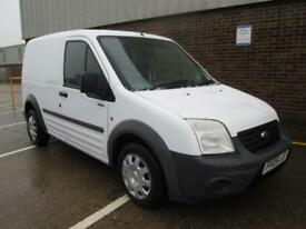 2009 FORD TRANSIT CONNECT DIESEL 1.8TDCI (75PS) EURO IV T200 SWB SIDE LOAD DOOR