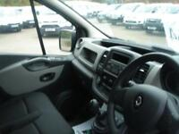 Renault Trafic Sl27dci 115 Business Van DIESEL MANUAL SILVER (2016)