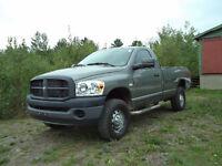 2008 Dodge Power Ram 2500 ST Pickup Truck