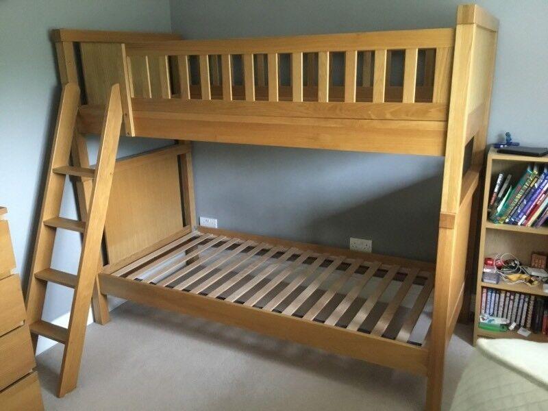 Aspace Porterhouse Solid Oak Bunk Beds In Ascot Berkshire Gumtree
