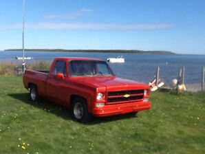 Classic 1976 Chevy for Sale