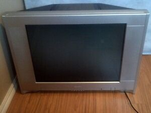 "FREE FLAT SCREEN TV - 27"" CRT MAGNASONIC WITH REMOTE"