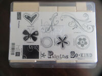 Stampin' Up Priceless- NEW Unmounted