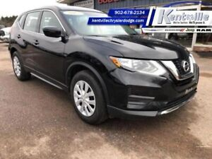 2017 Nissan Rogue S  - Low Mileage