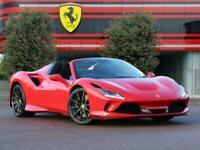 2021 Ferrari F8 SPIDER F8 Spider Convertible Petrol Manual