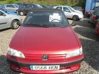 1999 PEUGEOT 306 2.0 SE LHD LEFT HAND DRIVE
