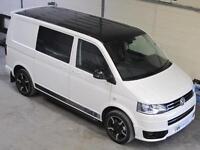 Volkswagen VW Transporter Sportline EDITION 60 SWB DSG CAMPERVAN DAY *NOW S0LD*