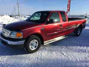 2004 Ford F-150 Heritage-LOW K's/EXT CAB/LONG BOX