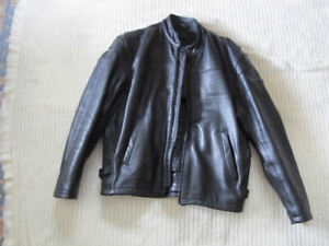 Screaming Eagle Leather Motorcycle Suit