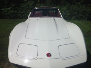 1976 Stingray L82 Corvette