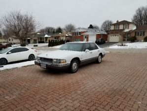 1992 Buick Park Avenue Ultra Supercharged Sedan