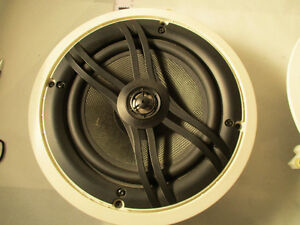 YAMAHA NS-IW560C IN CEILING / WALL FLUSH MOUNT SPEAKERS