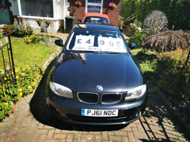 BMW 1 SERIES COUPE 2L