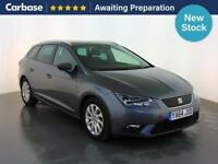 2015 SEAT LEON 1.6 TDI Ecomotive SE 5dr Estate