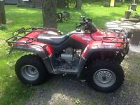 Honda Fourtrax 350 2001