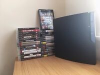 PS3 Console + Game Set - £180