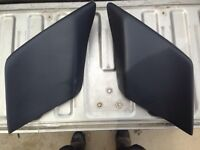 Harley stretched sidecovers