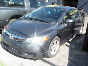 2011 Honda Civic Sedan 4 door Auto ,Safety and e