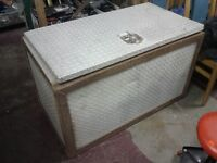 Aluminum Checker Plate  Box
