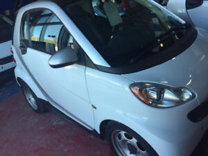 2013 Smart Four Two SAFTIED 51,000km