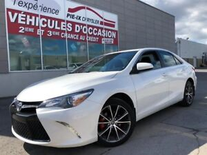 Toyota Camry XSE+MAGS+NAVI+CUIR/SUEDE+WOW! 2015